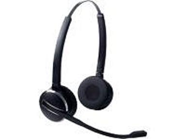 Jabra PRO 9460 DUO Spare Headset Zwart