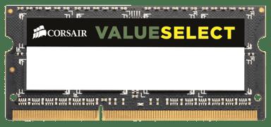 Corsair DDR3 2GB 2GB 1,333MHz DDR3 SDRAM SO DIMM 204-PIN