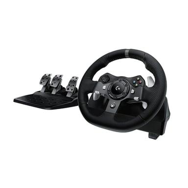 Logitech G920 Driving Force Musta