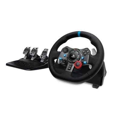 Logitech G29 Driving Force Musta