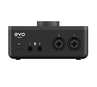 Audient EVO 4 2in/2out Audio Interface null