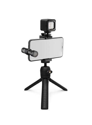 Røde VLOGVMMC Vlogger Kit For USB-C Svart