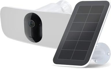 Arlo Pro 3 Floodlight Camera + Solpanel