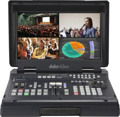 Datavideo HS-1600T Mark II Portable Video Streaming Studio