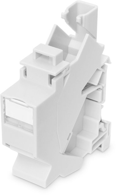 Digitus DIN-rail Keystone Adapter