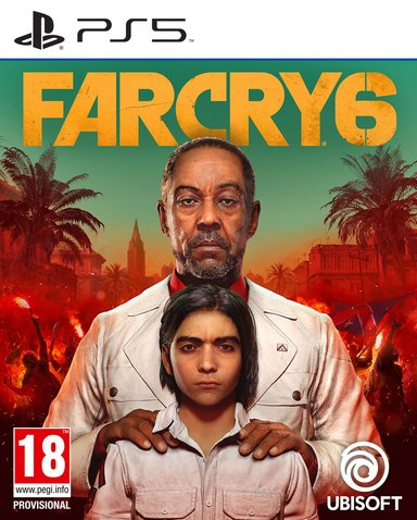 Ubisoft Far Cry 6 - PS5