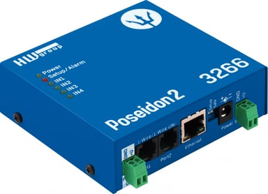 HW-Group Poseidon2 3266 Device Only