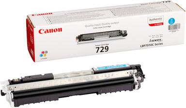 Canon Toner Cyan 729C, 1k - LBP7010C/LBP7018C