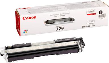 Canon Toner Svart 729BK, 1,2k - LBP7010C/LBP7018C