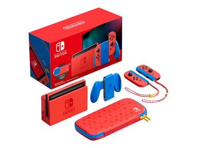 Nintendo Switch - Mario Red & Blue Edition 32GB Röd