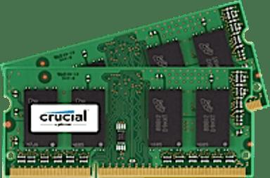 Crucial DDR3L 8GB 1,600MHz DDR3L SDRAM SO DIMM 204-PIN