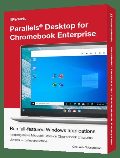 Parallels Desktop For Chromebook Enterprise 1 år Abonnement