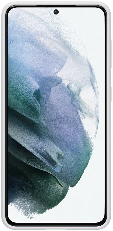 Samsung Silicone Cover EF-PG991 Samsung Galaxy S21 Grå
