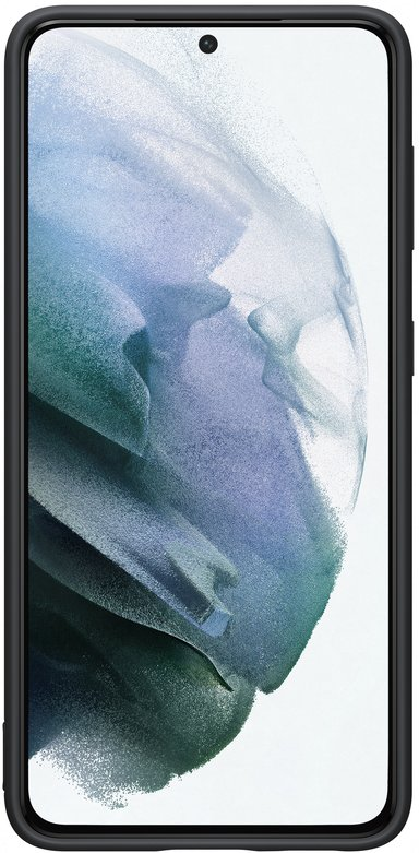 Samsung Silicone Cover EF-PG991 Svart