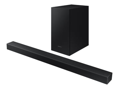 Samsung HW-T440 2.1 SOUNDBAR - BLACK #demo null