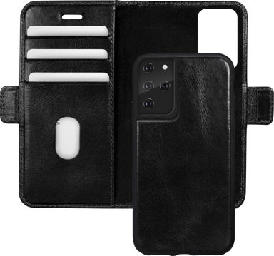 dbramante1928 Lynge Flipfutteral for Mobiltelefon Samsung Galaxy S21 Ultra Svart