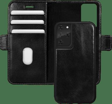 dbramante1928 Lynge Flipomslag Til Mobiltelefon Samsung Galaxy S21 Ultra Sort