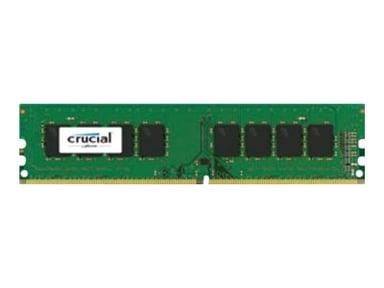 Crucial DDR4 16GB 2,400MHz DDR4 SDRAM DIMM 288-pin