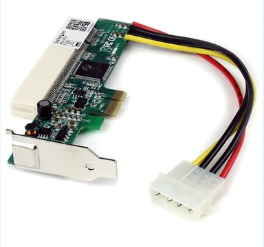 Startech PCI Express to PCI null