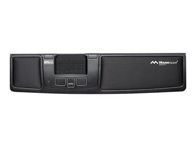 Mousetrapper Advance 2.0 2,000dpi Mousetrapper-kontrolmåtte Kabling Sort