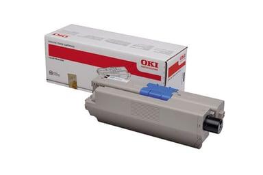 OKI Toner Svart 2.2k - C301/C321/MC332