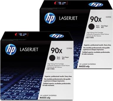 HP Värikasetti Musta 90X 24K - CE390XD
