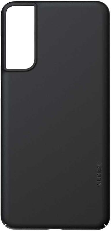 Nudient Thin Precise Case V3 Samsung Galaxy S21+ Svart