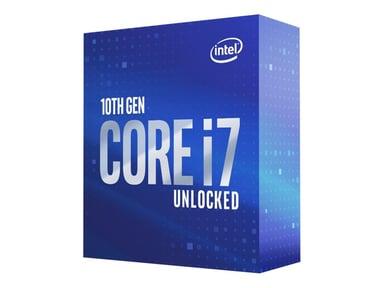 Intel Core I7 10700K 3.8GHz LGA1200 Socket Prosessor