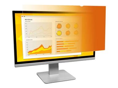 3M Guld sekretessfilter till widescreen-skärm 24tum (16:10) 24 tum bred 16:10