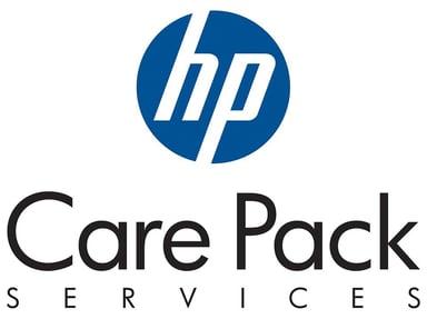 HP Care Pack 3år - Nästa Arbetsdag Utbyte - Officejet null
