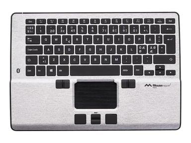 Mousetrapper Alpha +Laptopställ Kit Nordiska länderna