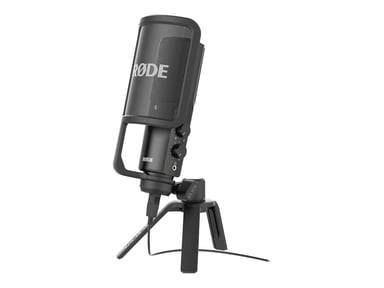 Røde NT-USB #demo