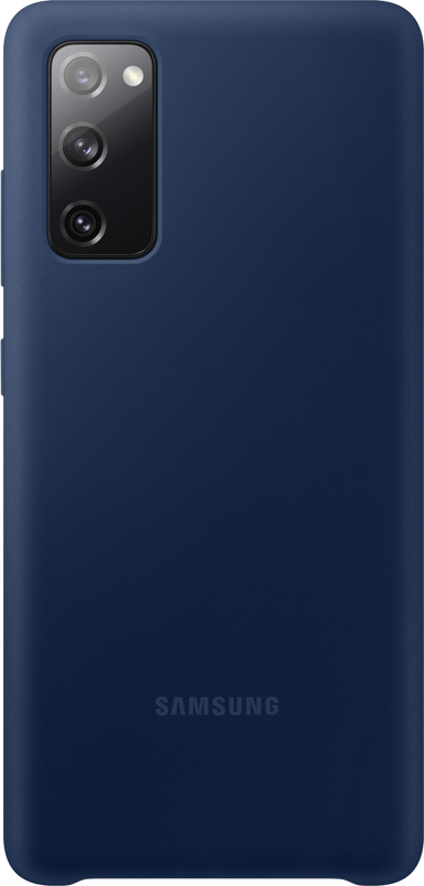Samsung Silicone Cover Samsung Galaxy S20 FE Laivastonsininen