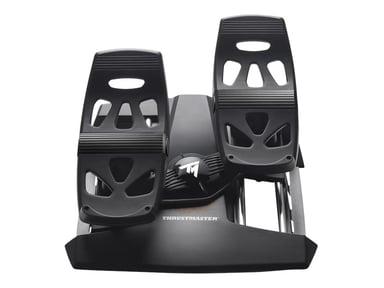 Thrustmaster T-Flight Rudder Pedals Musta