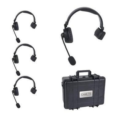 Came-Tv Waero Wireless headset, 4 pcs