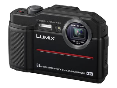 Panasonic Lumix Ft7 Black #Demo null