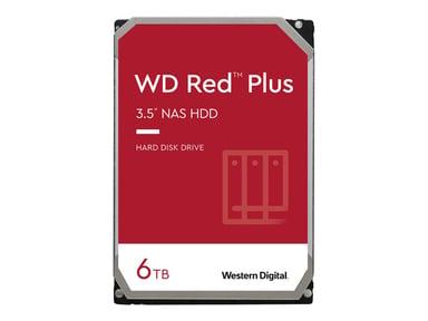 """WD Red Plus 6TB 3.5"""" Serial ATA-600"""