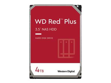 """WD Red Plus 4TB 3.5"""" Serial ATA-600"""