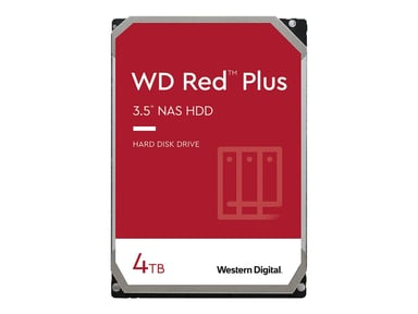WD Red Plus NAS Hard Drive WD40EFZX