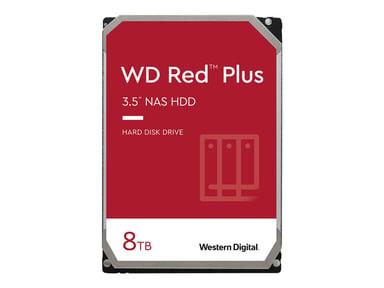"""WD Red Plus 8TB 3.5"""" Serial ATA-600"""