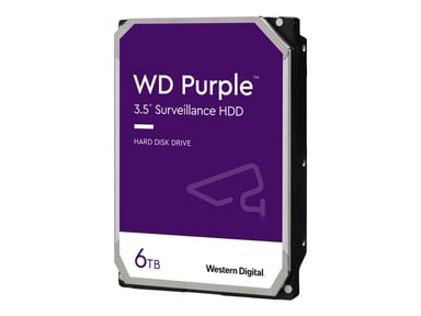 "WD Purple 8TB 3.5"" Serial ATA-600"