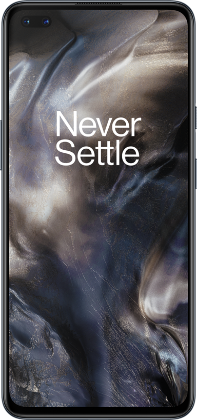 OnePlus Nord 128GB Kaksois-SIM Onyksinharmaa