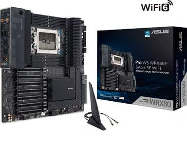 ASUS Prime TRX40-Pro Laajennettu ATX Emolevy