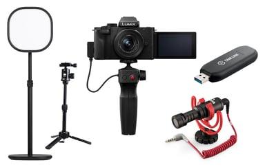 Panasonic G100 - Streaming Kit