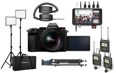 Panasonic S5 - Streaming Kit