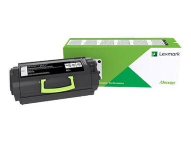 Lexmark Cloetta 522He Corporate-Kassette/25000 PPM