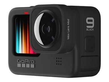 GoPro HERO9 BLACK MAX LENS MOD #demo