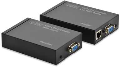 Digitus VGA-Over-IP-forlenger