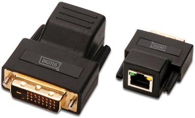 Digitus DVI forlænger via IP