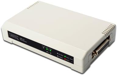Digitus 3-port Print Server USB/Para